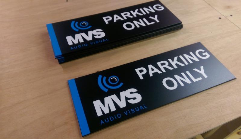 MVS Signage